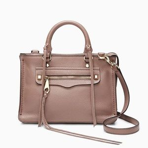 Rebecca Minkoff Micro Regan Satchel Purse